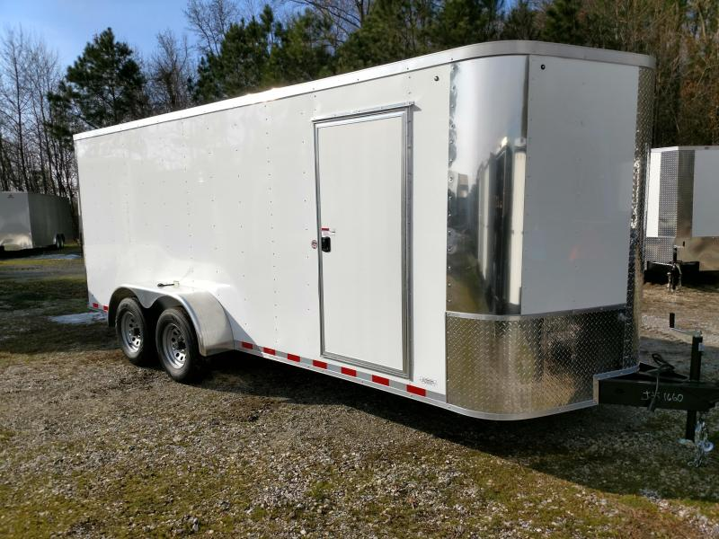 2019 Arising 7x18 10k Enclosed Cargo Trailer