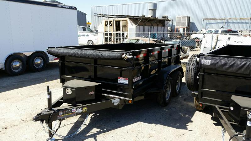 2019 Iron Panther DT212 Dump Trailer