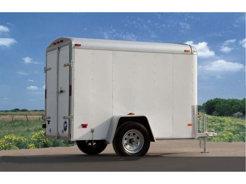 2017 Wells Cargo 5X10 Enclosed Trailer