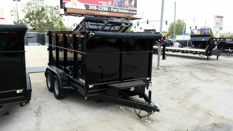 2017 Iron Panther DT259 Dump Trailer