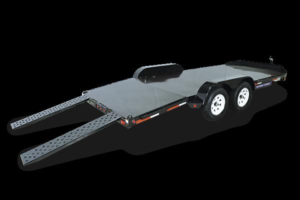 2017 Sure-Trac Steel Car Car / Racing Trailer