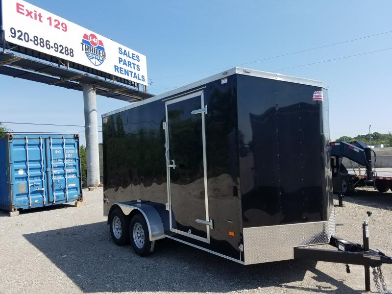 2019 7x14 American Hauler 7' Arrow Enclosed Cargo Trailer