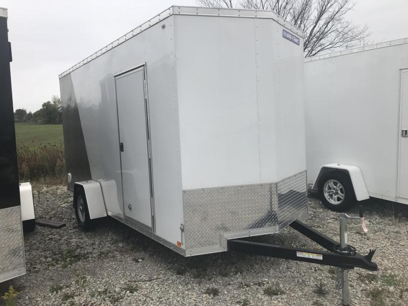 2017 Sure-Trac STW Enclosed Cargo Trailer