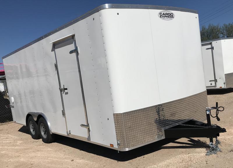 2019 Cargo Express 102X20 10.4K Car / Racing Trailer