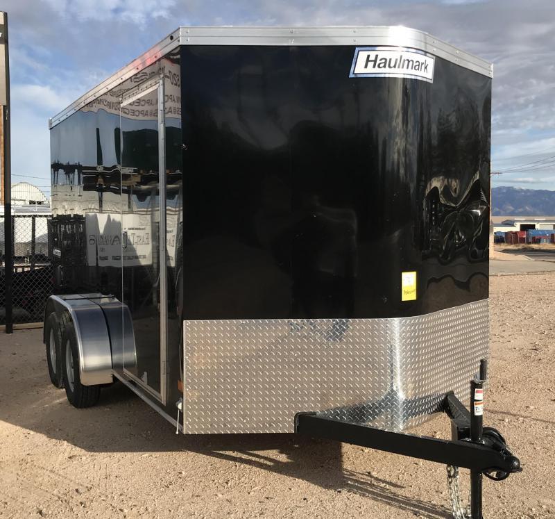 2019 Haulmark TSV Transport 7x14 DX Enclosed Cargo Trailer