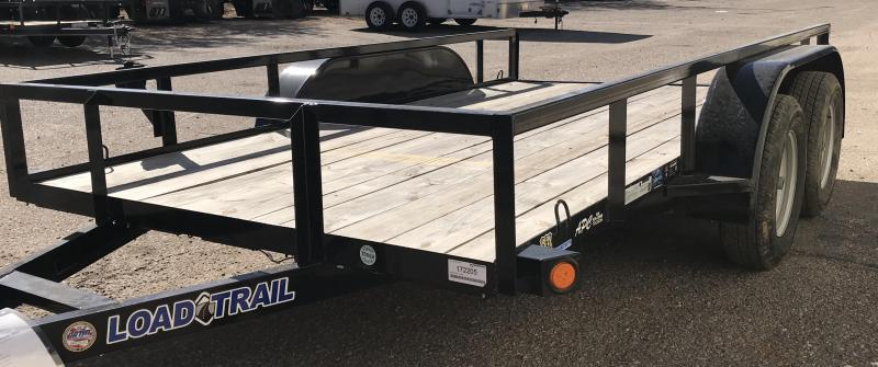 2019 Load Trail 77x12 T/A Utility Trailer