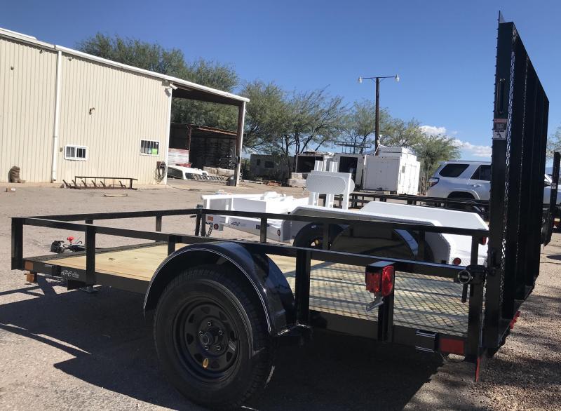 2019 East Texas 77x10 SA Utility Trailer