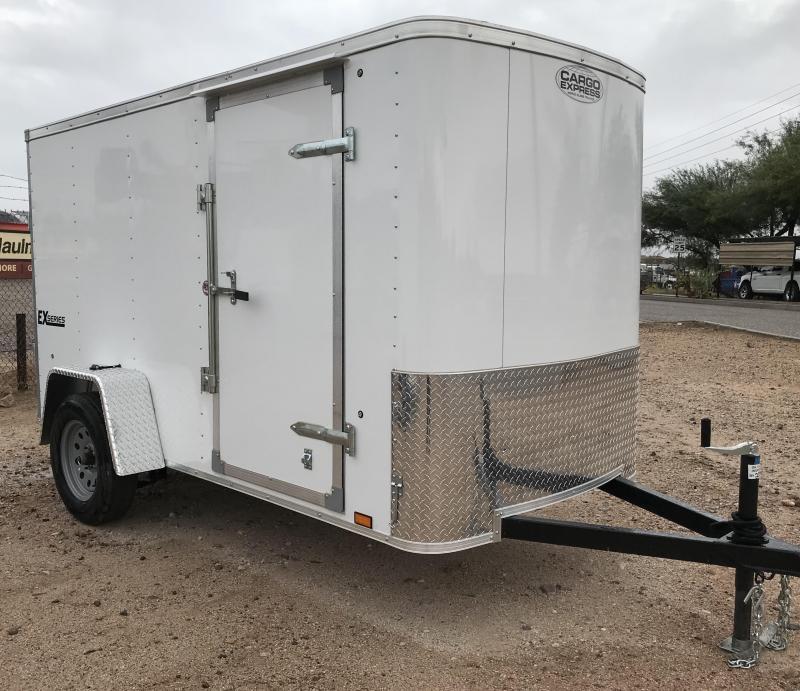 2019 Cargo Express EX5x10 S/A Enclosed Cargo Trailer