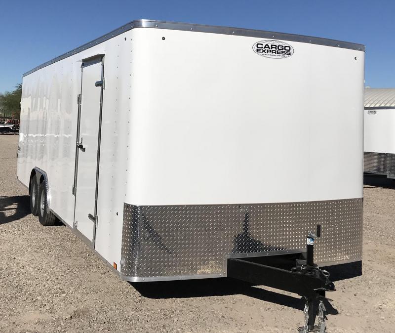 2019 Cargo Express 102x24 EX Car / Racing Trailer
