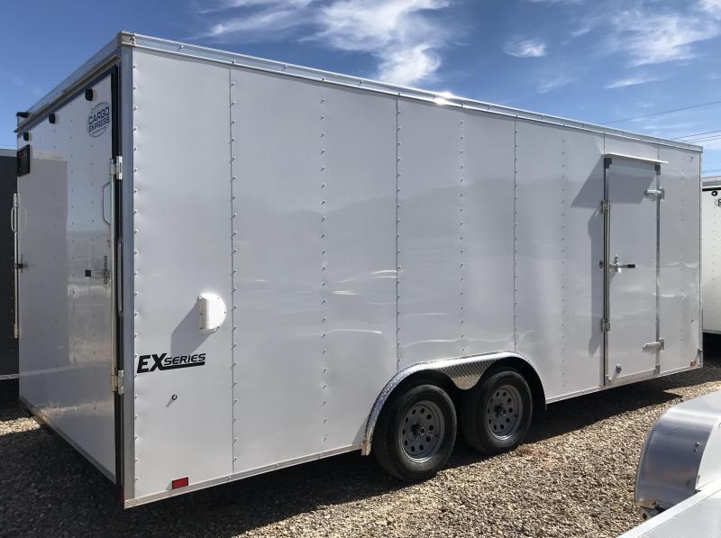 2019 Cargo Express 102x20 EXV Car / Racing Trailer