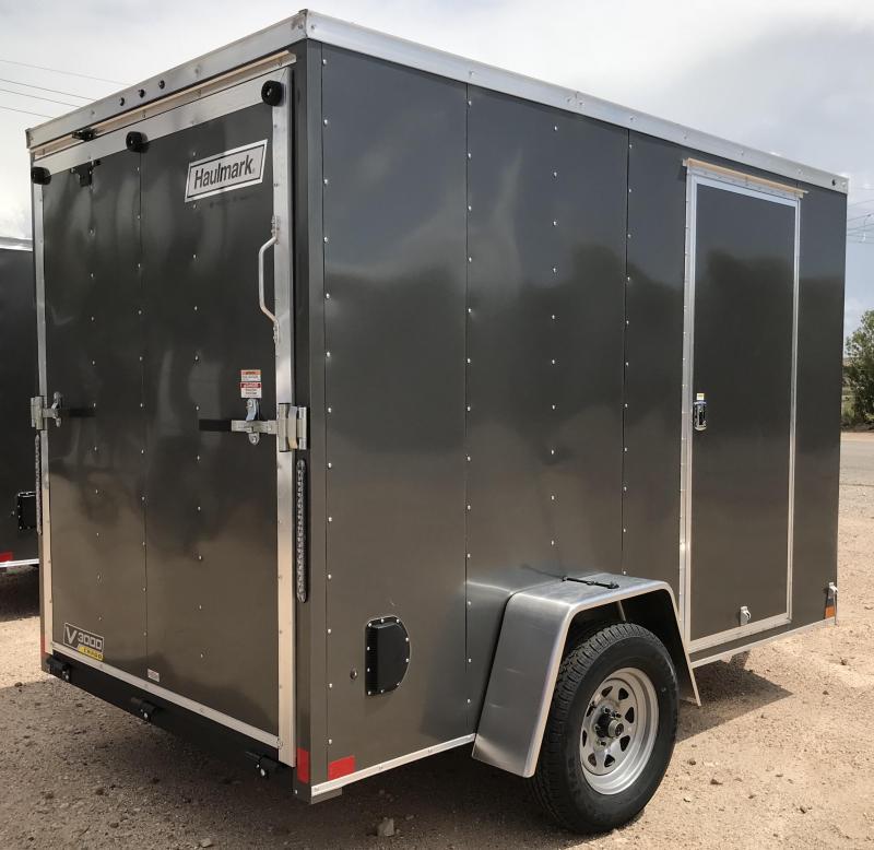 2019 Haulmark 6x10 VG3000 Enclosed Cargo Trailer