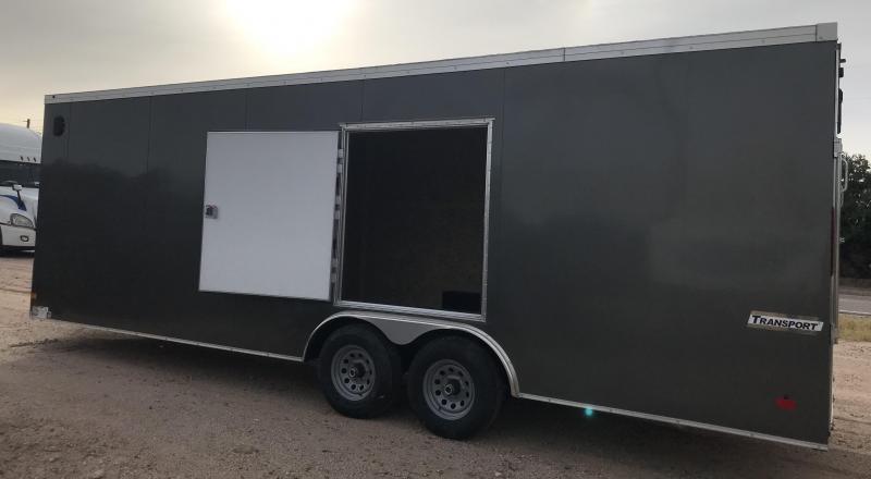 2019 Haulmark 102x24 10.4 TSV Car / Racing Trailer