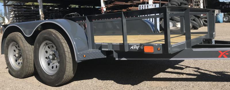 2019 X-On 5x10 T/A Utility Trailer