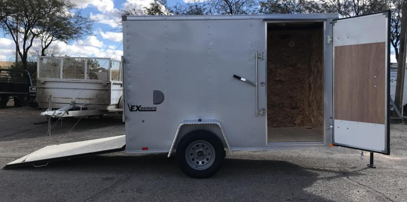2019 Cargo Express EXV5x10 S/A Enclosed Cargo Trailer