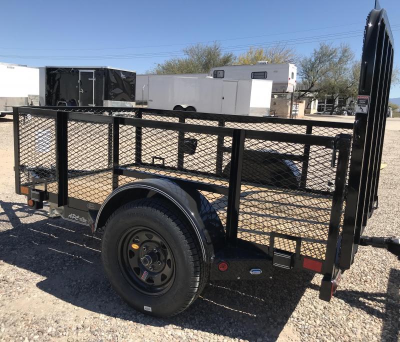 2018 East Texas 5x8 S/A Landscape Utility Trailer