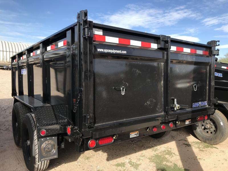 2019 Load Trail 83X14 14K Dump Trailer 3