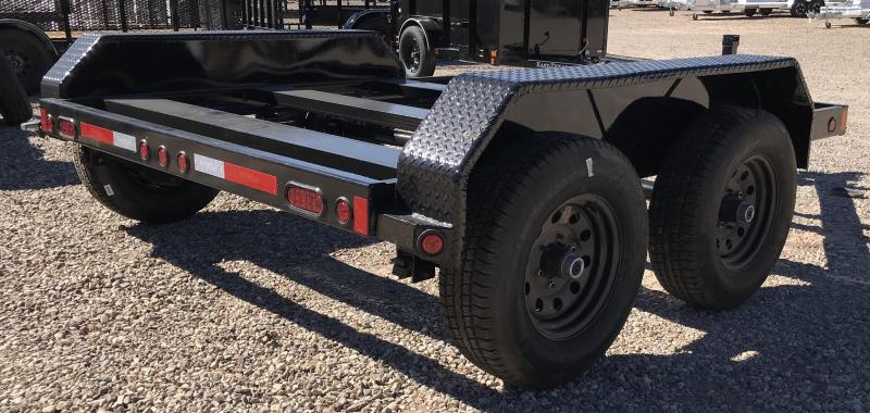 2019 East Texas 84x9 Water Tank Utility Trailer