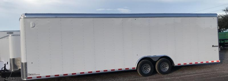 2019 Cargo Express 102X28 XLR 10.4K Enclosed Cargo Trailer