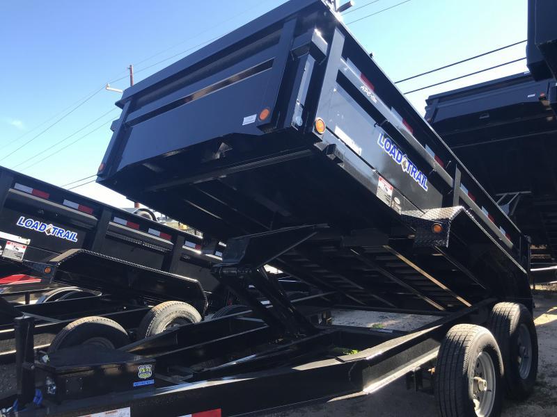 2018 Load Trail 83x14 14k Dump Trailer