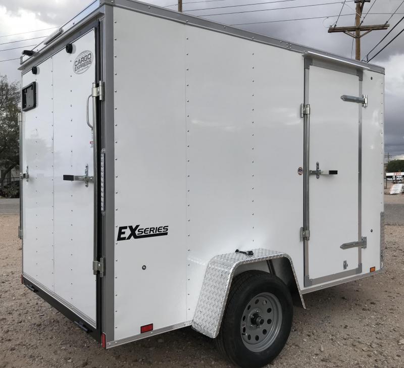 2019 Cargo Express 6x10 EX Enclosed Cargo Trailer