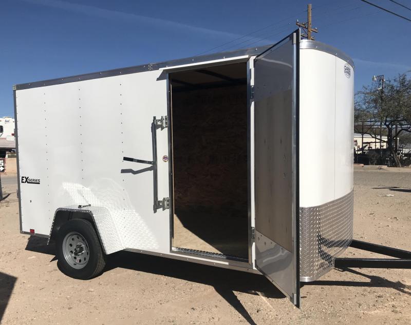 2019 Cargo Express 6x12 EX Enclosed Cargo Trailer