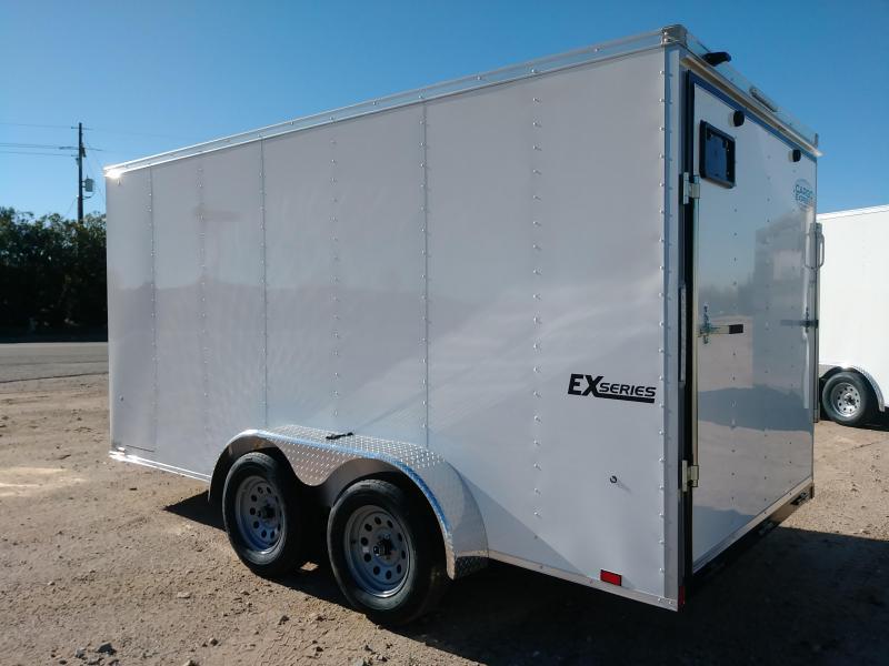 2019 Cargo Express 7x14 T/A EXV Enclosed Cargo Trailer