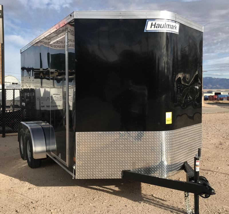 2019 Haulmark TSV Transport 7x14 DX Package Enclosed Cargo Trailer