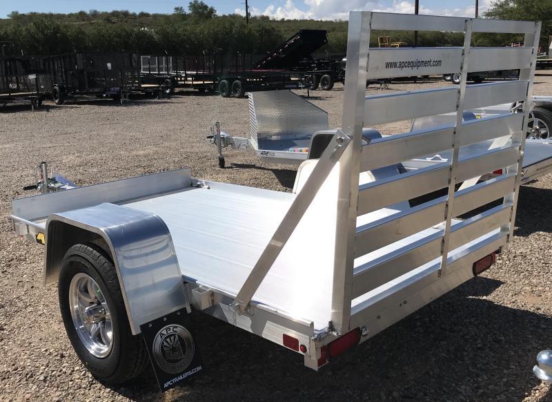 2020 Aluma 548 SA Utility Trailer