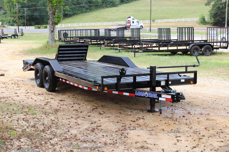 "Load Trail 102""X22' 14K Equipment Trailer"