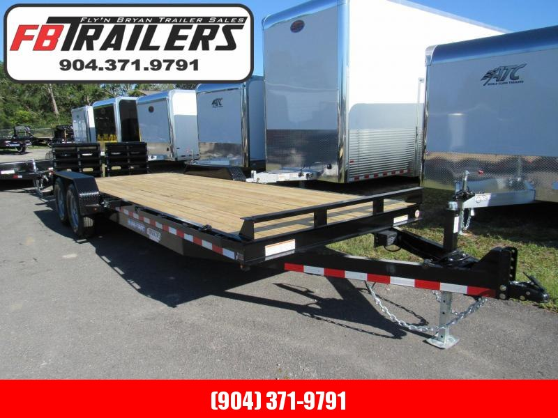 2019 Sure-Trac 19 plus 3 Equipment Trailer