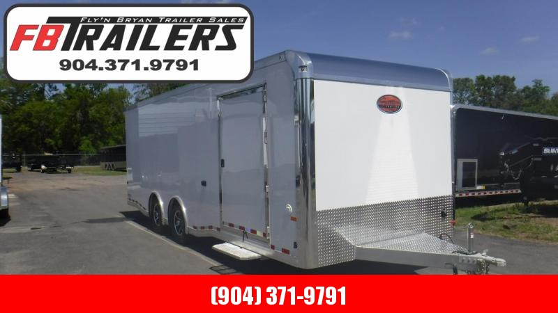 2019 Sundowner Trailers 24 ft Aluminum Car / Racing Trailer