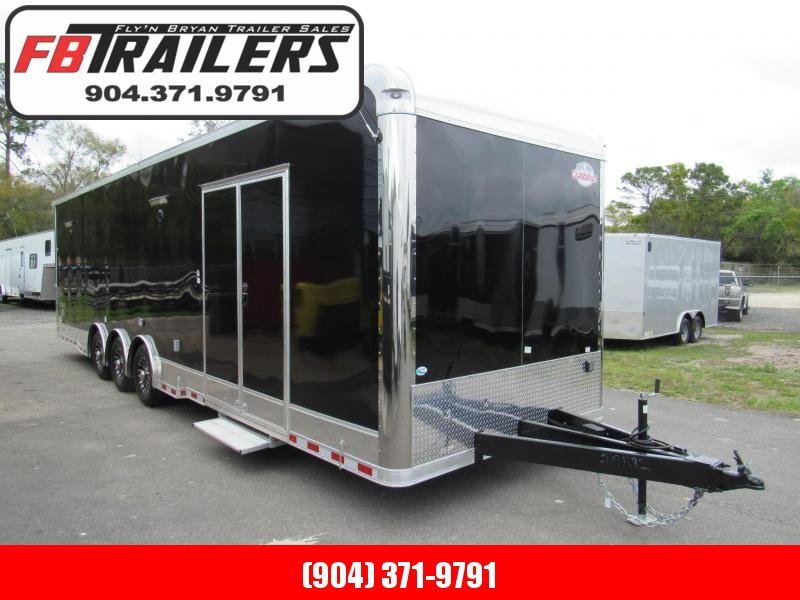 2020  32ft Spread Eliminator Race Trailer LOADED by Cargo Mate