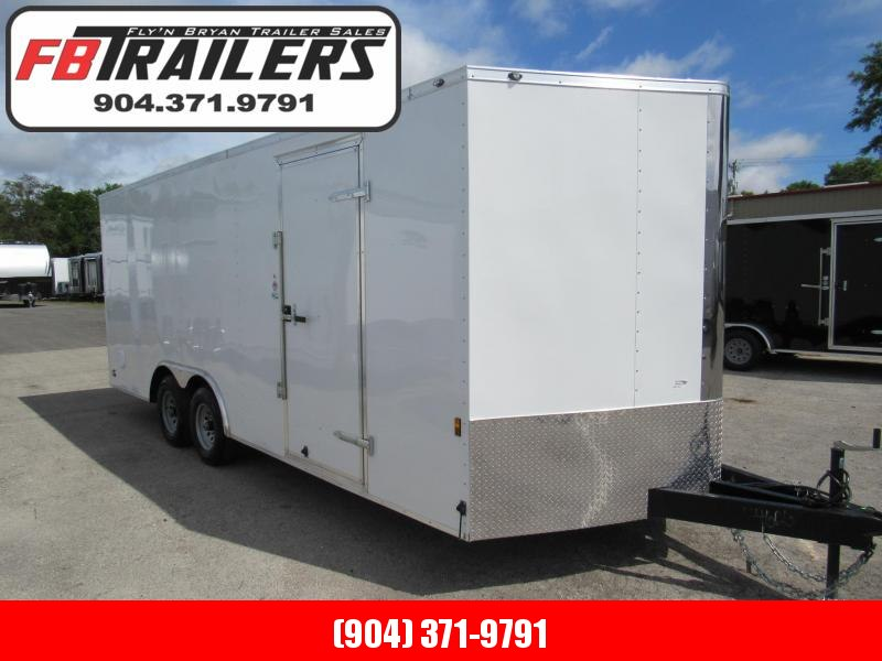 2020 Continental Cargo 20ft Enclosed Cargo Trailer