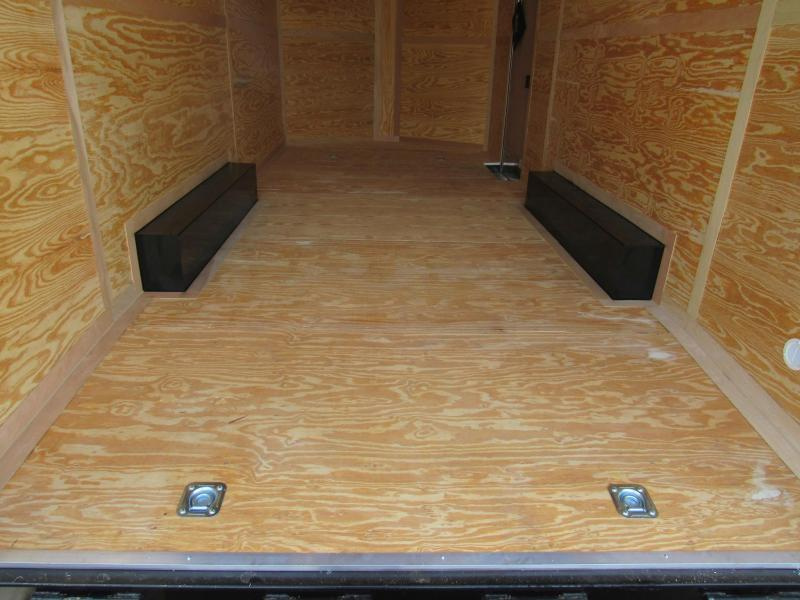 2020  20ft Enclosed RACE Trailer by Continental Cargo