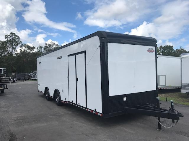 2018 28'  Super spread Cargo Mate Eliminator