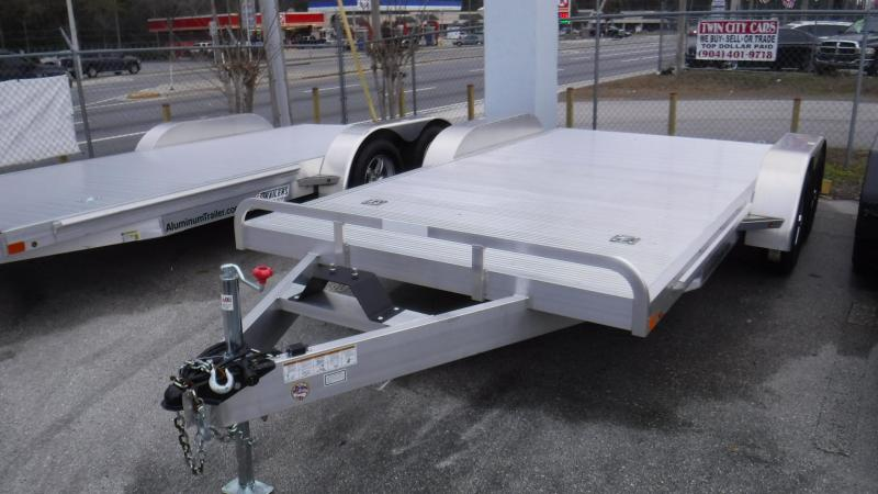 2018 Aluminum Trailer Company Carhauler Car / Racing Trailer
