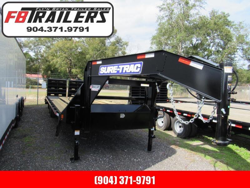 2019 Sure-Trac 20 Plus 5 Equipment Trailer