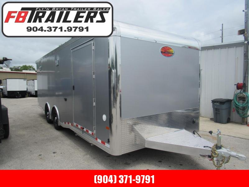 2020 Sundowner Trailers 24 ft with Premium Escape Door Enclosed Cargo Trailer
