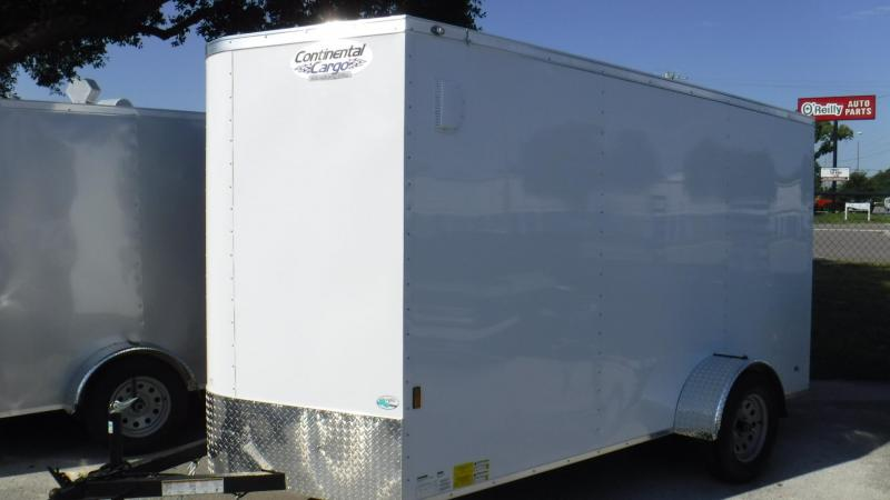 2018 Continental Cargo NS Series Enclosed Cargo Trailer