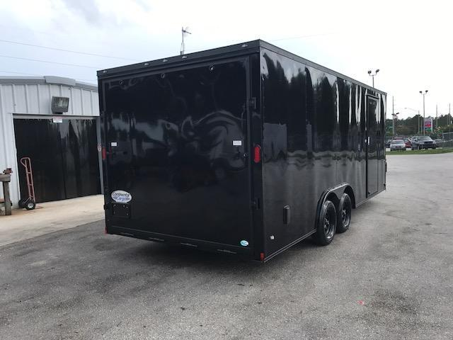2018 Continental Cargo RTS Car / Racing Trailer