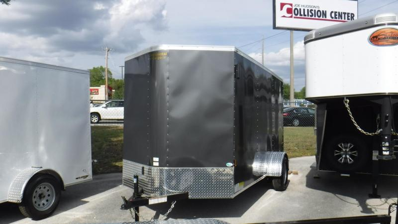 2018 6 x12 Enclosed Cargo Trailer by2 Continental Cargo NS Series