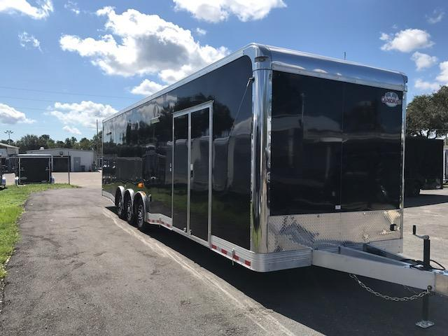 2017 32'  Cargo Mate Spread Axle Aluminum Eliminator