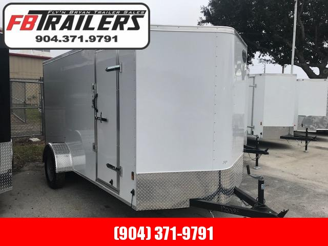 2019 6x12 LE Model Enclosed Cargo Trailer by Continental Cargo