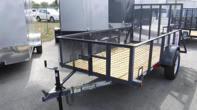 2018 LS 510 Utility Trailer By Anderson Mfg.
