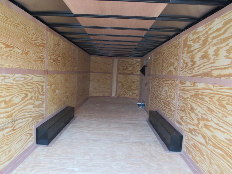 2020 Continental Cargo 24ft VNose Car / Racing Trailer
