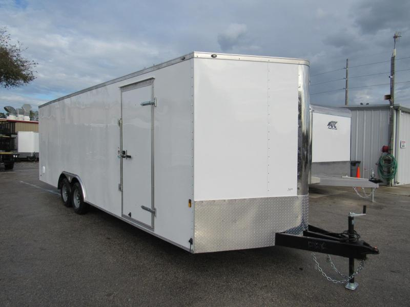 2020 Continental Cargo 24ft VNose Car / Racing Trailer