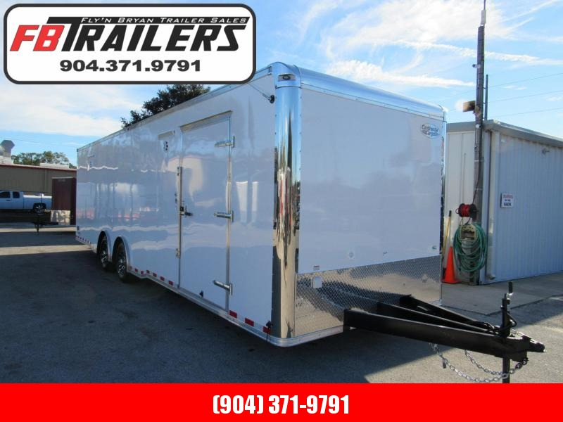 2019 Continental Cargo 30 ft RT Plus Car / Racing Trailer