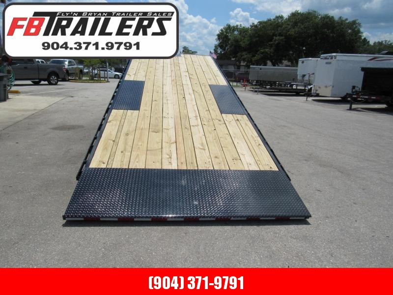 2020 PJ Trailers 22ft Power Tilt Equipment Trailer