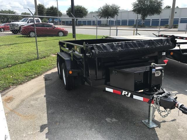 2018  D5  10x60 Dump Trailer bj PJ Trailers