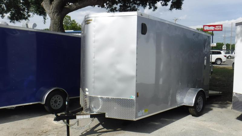 2018 6 x 12 Enclosed Cargo Trailer  By Continental Cargo